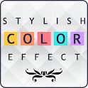 Stylish Color Text Effect icon