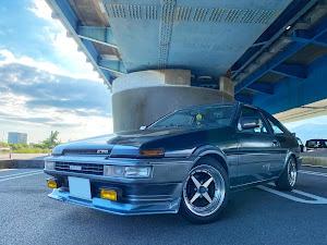 スプリンタートレノ  GTV(昭和60年式)のカスタム事例画像 銀次郎(銀リトラ)さんの2021年09月25日15:27の投稿