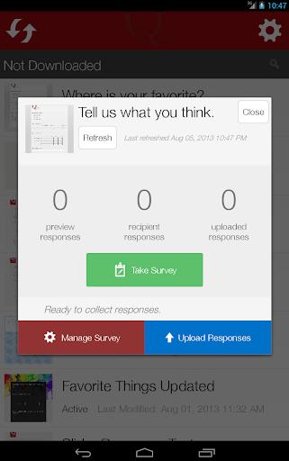 Qualtrics Surveys screenshots 3