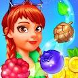 Jackie's Eco Park - Fruit Match 3 Games