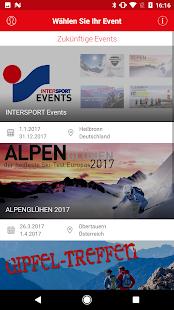 Intersport Events - náhled