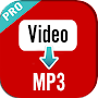 Convert video to mp3 Pro APK icon