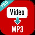 Convert video to mp3 Pro icon