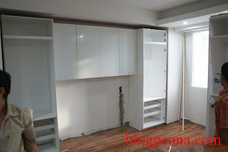 Photo: apr25 setting furniture