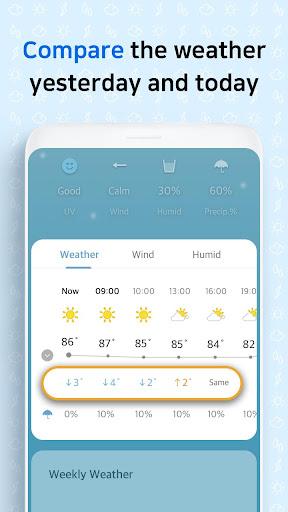 First Weather screenshot 2