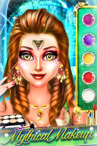 Snake Girl Salon - Naagin Magical Adventure Game filehippodl screenshot 6