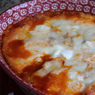 The Easiest Enchilada Casserole Recipe Ever.