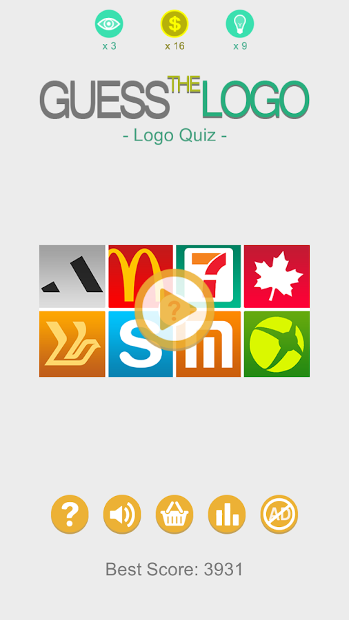 Guess The Logo - Logo Quiz- screenshot
