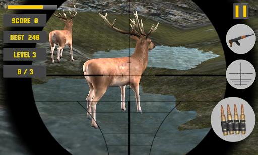 붉은 사슴 사냥