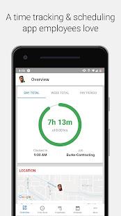 TSheets Time Tracker - AppRecs