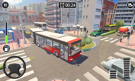 Bus Driver Simulator Life 3D - Bus Driving Game - náhled