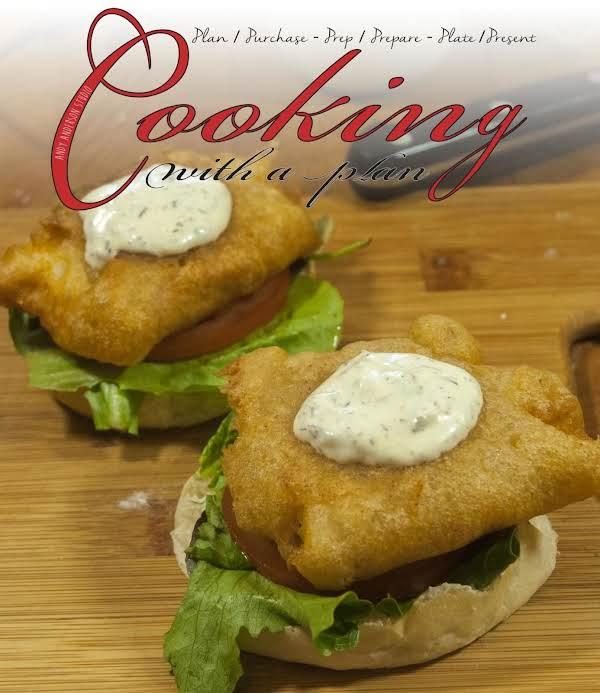 Sandwich Essentials: Down Home Fish Sliders Recipe