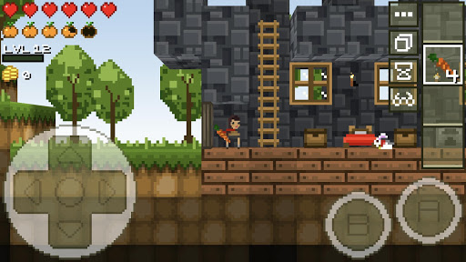 LostMiner: Block Building & Craft Game v1.4.2a screenshots 5