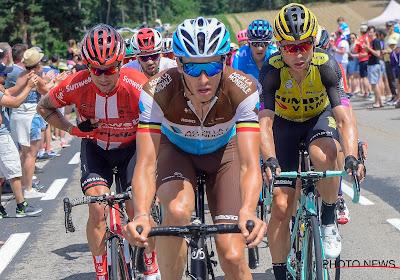"""Impey verstoort nieuw Belgisch feestje in de Tour: """"Gesproken met Tiesj en Jasper om een Belg te laten winnen"""""""