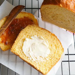 Orange Sweet Potato Bread.