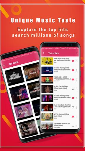 Luna Music screenshot 1