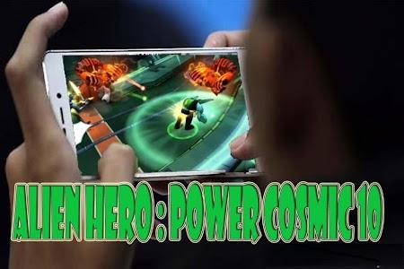 Alien Hero 10 Ultimate : Power Cosmic 2.0.