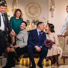 Wedding photographer Mikhail Deev (MikeD). Photo of 26.12.2017