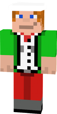 New version of pippin reed skin. Kept most of it the same. except skin tone and some extra details