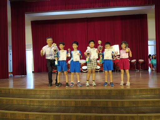 109學年度第一學期頒獎
