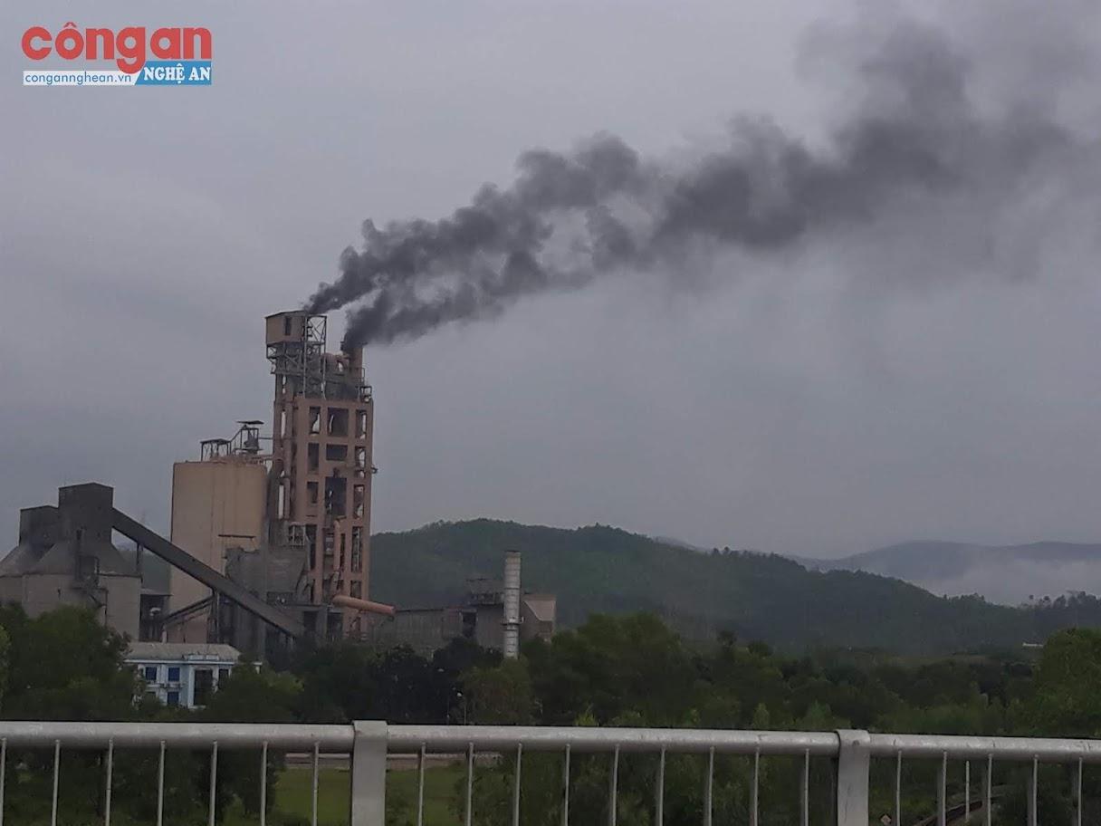 Nhà máy Xi măng Vicem Hoàng Mai