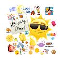 Stickers de buenos días icon