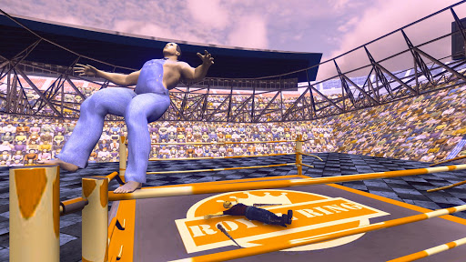 World Tag Team Revolution 2019:Wrestling Fight 3D  captures d'écran 1