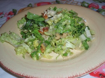 Eva's Green Salad Recipe