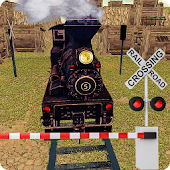 Railroad Train Driving Simulator – Traffic Control
