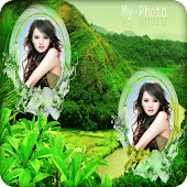Nature Dual Photo Frame