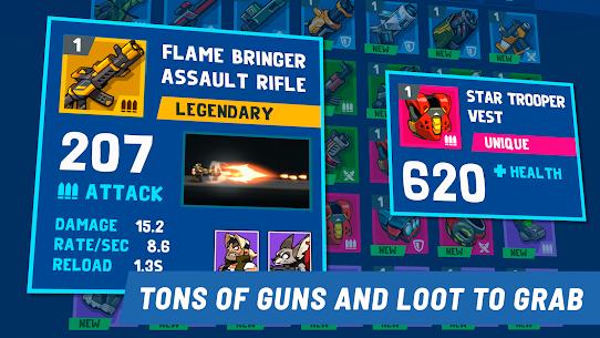 Bombastic Brothers Top Squad Mod Apk v1.2.344 (GOD, Dump Enemy) 6