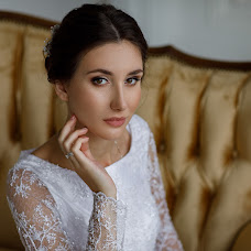 Wedding photographer Oksana Ryabovol (oksss12333). Photo of 25.08.2018