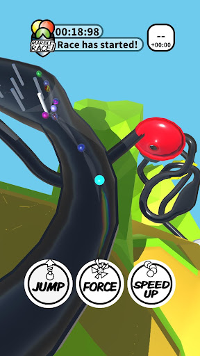 Marble Race - screenshot