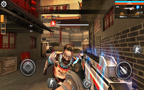 Fatal Raid - No.1 Mobile FPS Screenshot