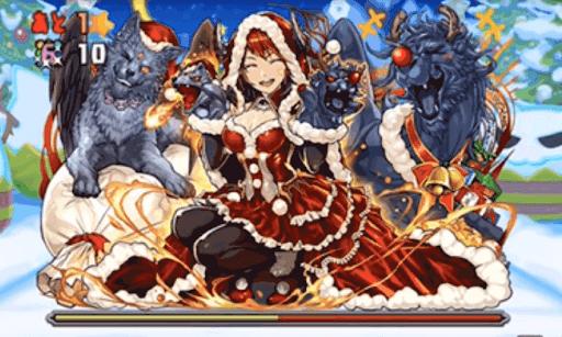 クリスマスチャレンジ9F