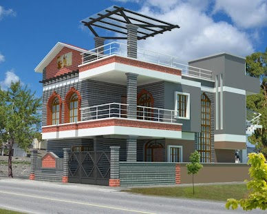 3d home designs layouts android apps on google play for House pictures designs