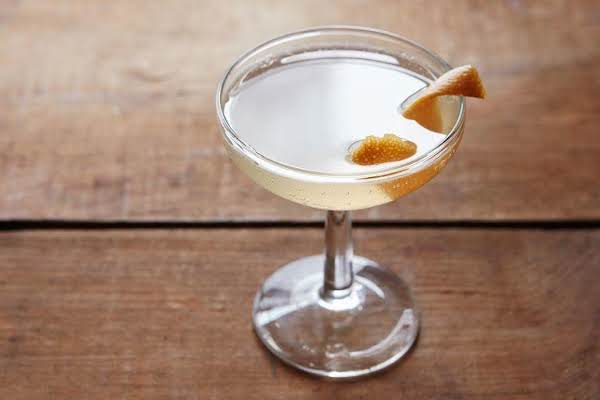 French 52 Cocktail Recipe