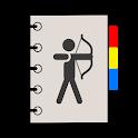 Archery Score Keeper icon