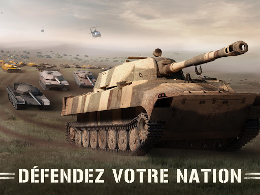 War Machines: Jeux de Guerre de Tank Gratuit  screenshots 1