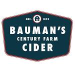 Bauman's Dragonfruit Margarita Cider