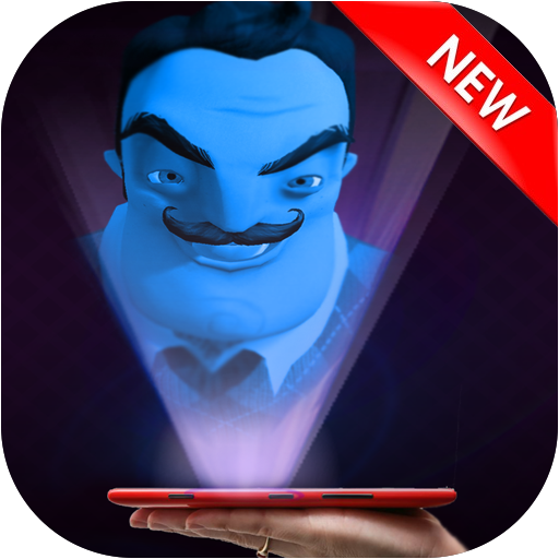 Hologram Hello Neighbor Simulator 3D