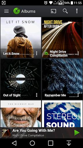 PlayerPro Music Player (Free) screenshots 1