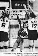 Photo: Snejana Borrisova contre Reims