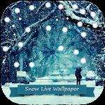 Snow Fall Live Wallpaper Icon