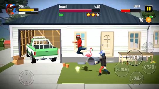 City Fighter vs Street Gang 4