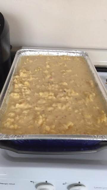 Texan Pepper-Sharp Mac and Cheese