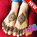 Mehndi Designs For Foot icon