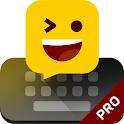 Facemoji Emoji Keyboard Pro: Emoji, Fonts, Theme icon