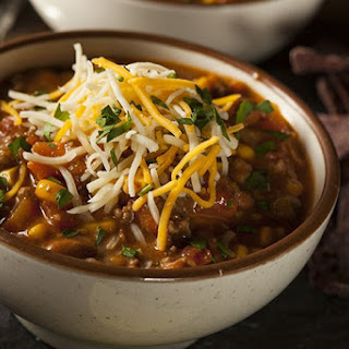 Fast and Easy Healthy 20-Minute Chili