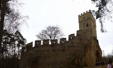 Photo: Hrádek (Helfemburk).
